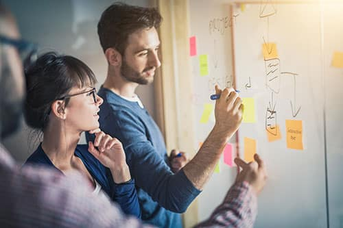 mentorat programme innovant