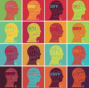 test mbti paris